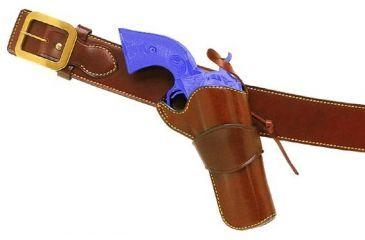Galco Texas Ranger Crossdraw Holster for Colt Single Action