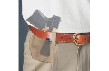 Galco Ultra Deep Cover Inside The Pant Holster Left Hand - Natural UDC205