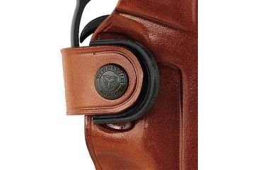 """8-Galco Vertical Ambidextrous Shoulder Holster Component for S&W L Fr 686 4"""""""