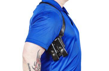 9-Galco Vertical Shoulder Holster System