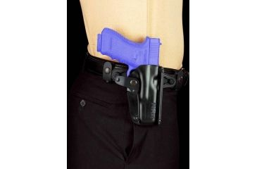 Galco X-Project (M1X) Holster Component Right Hand - Black M1X212