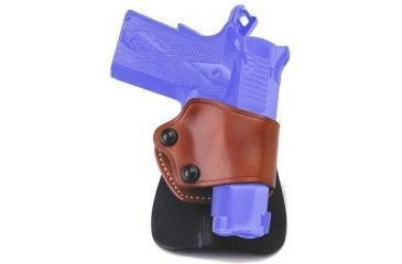 4-Galco Yaqui Paddle Holster for SIG-Sauer P232