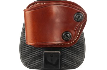 """2-Galco Yaqui Paddle Holster for Colt 5"""" 1911"""