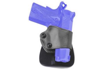 Galco Yaqui Paddle Holster - Right Hand   - Black YP202B