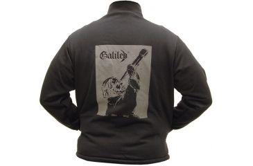 Back of the jacket