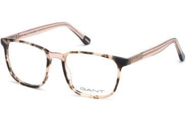880cfc835a8d Gant GA3183 Eyeglass Frames - Coloured Havana Frame Color
