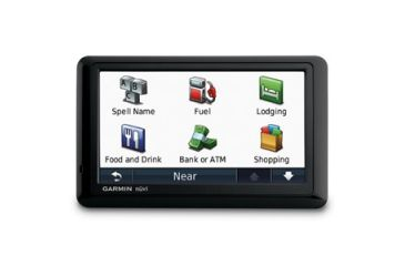 Garmin Nuvi 1490 LMT GPS with free Lifetime Map and Traffic Updates