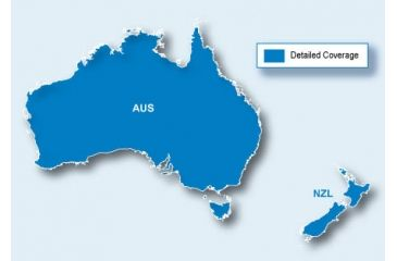 Garmin City Navigator Map - Australia+New Zealand NT-NAVTEQ on MicroSD/SD card 010-11875-00