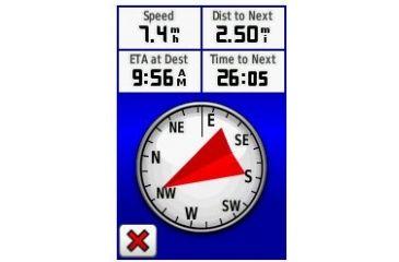 Garmin Portable Touch Screen GPS Dakota 20