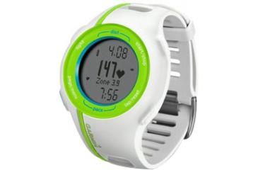 Garmin Forerunner 210 Special Edition GPS Watch, White 010-00863-41