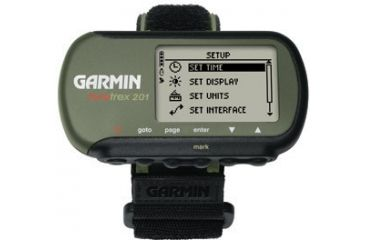 Garmin Foretrex 201 GPS Digital Navigation GA-ND-010-00361-00 w/ Free S&H