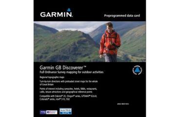 Garmin GB Discoverer 1:50K - All Regions of England
