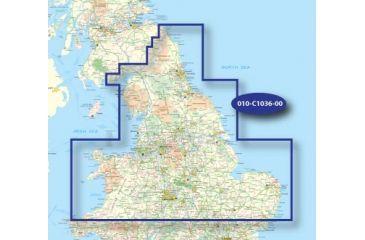 Garmin GB Discoverer 1:50K-Northern England & Midlands 010-C1036-00