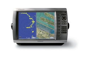 Garmin GPSMAP 4012 w/Ext GPS sensor, worldwide satellite imagery, g2 Vision compatible GPS Digital Navigation GA-ND-010-00592-00 w/ Free S&H
