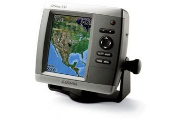Garmin GPSMAP 530 w/Int GPS ant., worldwide satellite imagery, built-in inland lakes detail for US, g2 Vision compatible 010-00612-00
