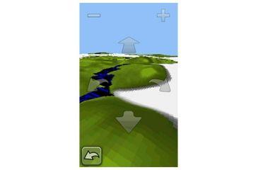 Garmin Inland Lakes Boundary Waters Screenshot