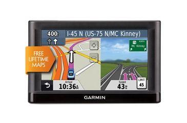 Garmin Nuvi GPS 52 w/ Lifetime Maps, 49 States 010-01115-01