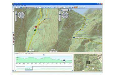 Garmin On the Trail Maps GPS TOPO U.S. 24K West DVD 010-11314-00