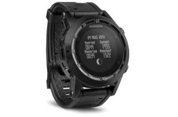 Garmin tactix GPS watch, Black 010-01040-20