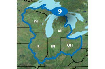 Garmin Topographic Map.Garmin Topo Us 24k Great Lakes Detailed Topographic Map Microsd Sd