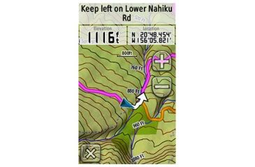 Garmin TOPO U.S. 24K Hawaii GPS Map 010-C1055-00