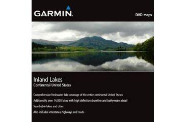 Garmin US Inland Lakes microSDSD card GPS Map Customer Rated