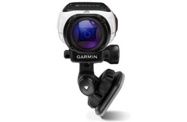 Garmin VIRB Elite 1080p HD Action Camera w/ Wi-Fi, GPS, White 010-01088-10