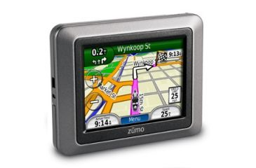 Garmin Zumo 220 GPS System for Motorcycles