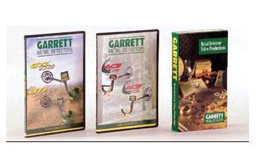 Garrett GTI 1500 Operating Video - Instructional VHS 1677200