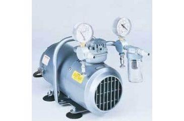 Gast Laboratory Pumps, Oil-Less Reciprocating, Gast 1HAB25M100X Pump 1.3CFMT061CM 60PSI