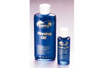 Gatco Sharpeners Honing Oil - 6 ounce, Blue 11061