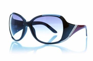 Gatorz Celbbu01fBbu Celita Black Burgundy Frame Grey Fade Lens Sunglasses