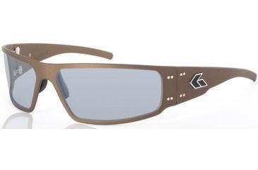 Gatorz Magnum Cerakote Burnt Bronze / Grey Sunglasses, Burnt Bronze / Grey MAGCTG01