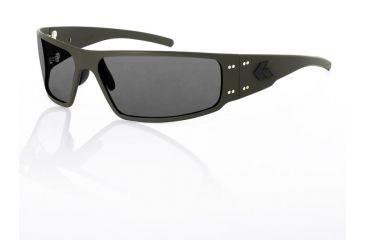 7ac2a0d5e8 Gatorz Magnum Cerakote Tungsten   Grey Polarized Sunglasses