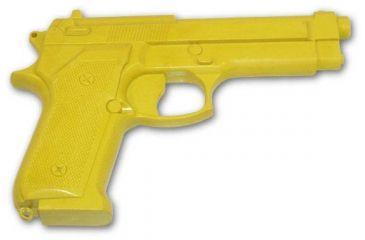 Gen Pro Ronin Rubber Training Gun, Yellow WO4006A