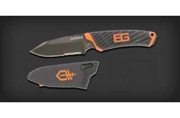 Gerber Compact Fixed Blade Knife 31 001066