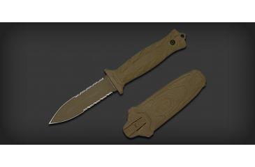 Gerber De Facto Fixed Blade Knife 30 000528