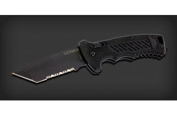 Gerber Dmf Tanto Serrated Folding Clip Knife Box 30 000379