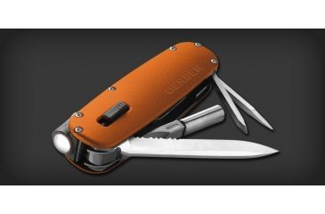 Gerber Fit Light Multi Tool Orange Clam 31 000919