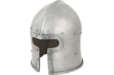 Get Dressed For Battle - T Face Barbute Helmet GB336