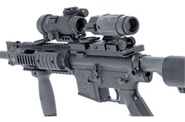 GG&G Flip To The Side Magnifier Mount GGG-1670