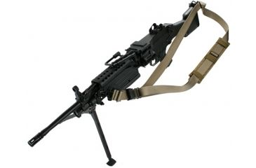 Gg G Saw Sop Sling Coyote Supplied With Multicam Pad 225coymult