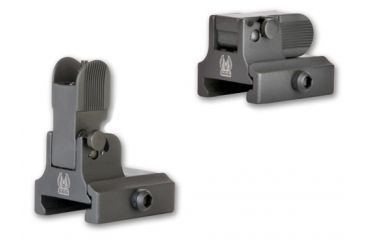 GG&G Flip Up Front Sight For AR-10 Dovetailed Gas Blocks GGG-1323