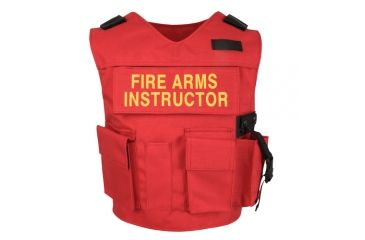 GH Armor Systems Gh Fire Inst Carrier Red - GHFIRE