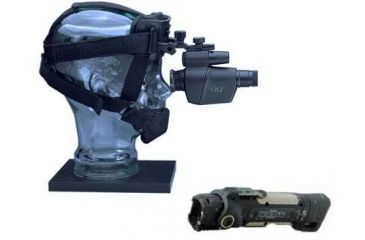 2-PC Ultimate Night Vision Gift Package - Energizer Hard Case Tactical LED Infrared Night Vision Flashlight MIL2AA1L and ATN Viper Night Vision Goggles 15061