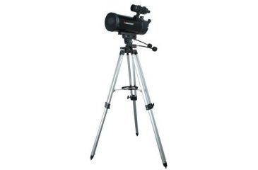 2-PC Daytime Terrestrial Observation Kit - Celestron C130mm Mak Spotting Scope 52275 and Celestron Heavy Duty Alt-Azimuth Telescope, Binocular Tripod 93607
