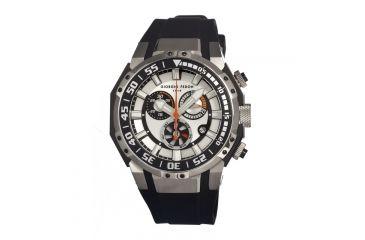 Giorgio Fedon 1919 Gfal001 Deep Sea Timer Mens Watch, Silver GIOGFAL001