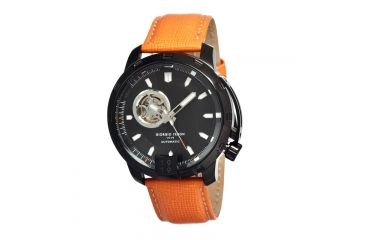 Giorgio Fedon 1919 Gfaq003 Mechanical III Mens Watch, Black GIOGFAQ003