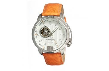 Giorgio Fedon 1919 Gfaq004 Mechanical III Mens Watch, Silver GIOGFAQ004