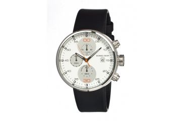 Giorgio Fedon 1919 Speed Timer II Mens Watch, Black-Silver-White GIOGFAY003
